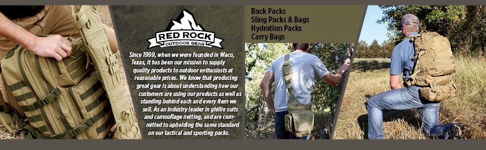 tactical packs