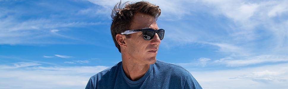 unisex O/'Neill Shore c127 matte surf sunglasses