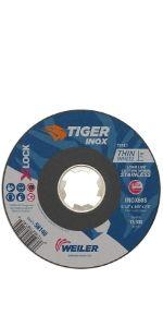 Tiger Inox Cutting Wheels for Bosch Grinders