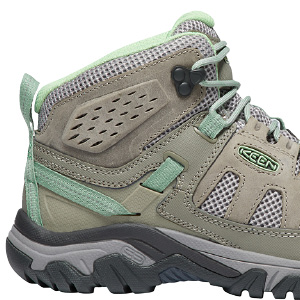 KEEN, hiking boots for women, warm weather hiking, breathable hiking boot