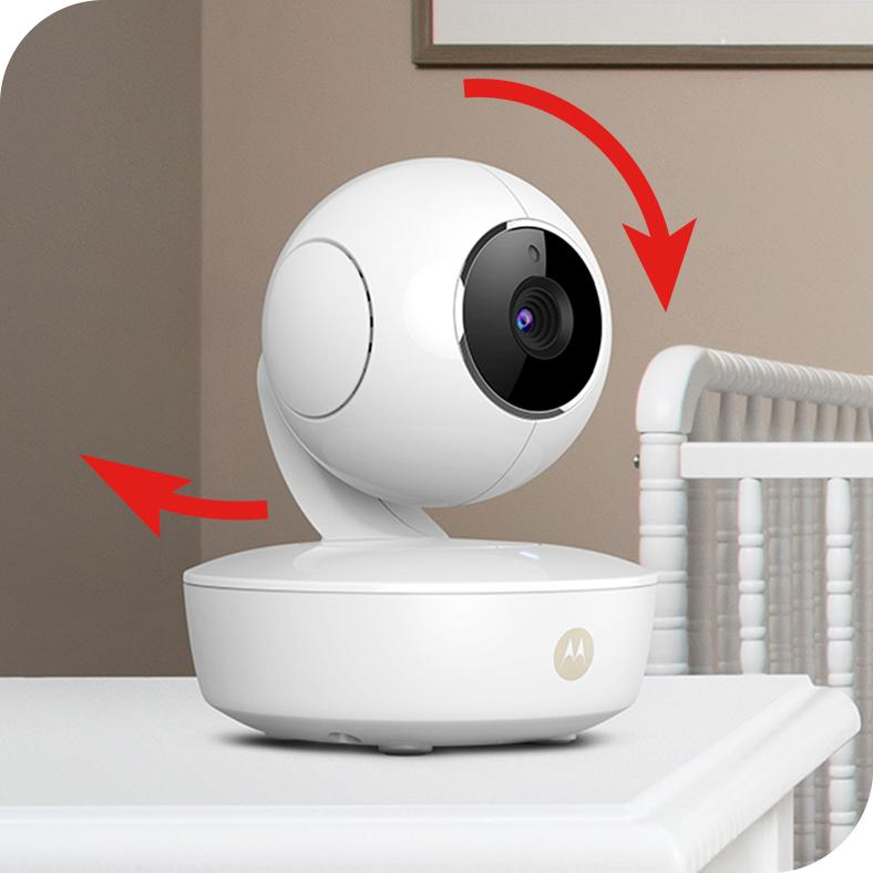 motorola mbp36xl portable video baby monitor. Black Bedroom Furniture Sets. Home Design Ideas