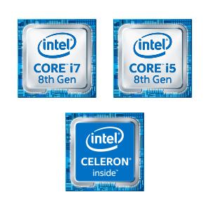 インテルCore i7 Core i5 Celeron