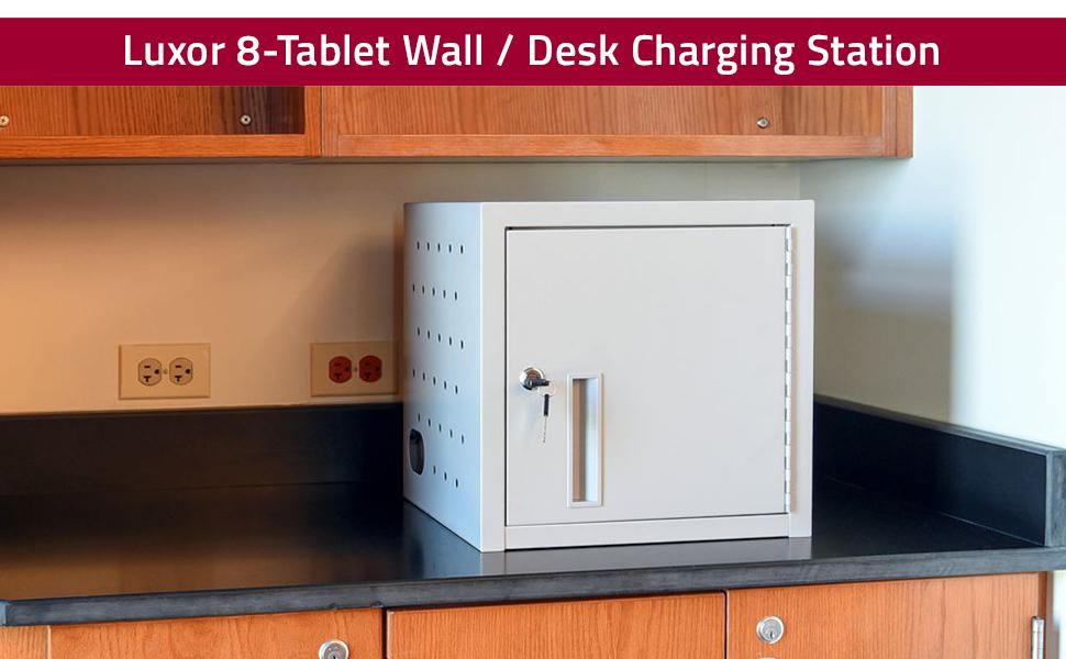 countertop charger box