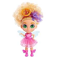 hairdorables, youtube show, bella, ballerina, dancer, curly hair