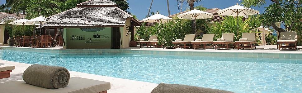 Oceanfront Resort DCS2359COK-1800 Duvet Cover Set King Cove Coral Pem America