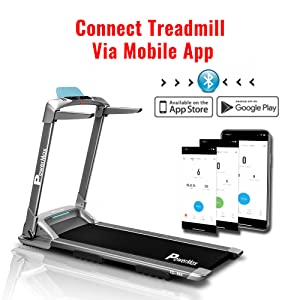 UrbanTrek TD-M4 - (2.0HP) 100% Pre-Installed, Flat Surface, Motorized Compact Treadmill