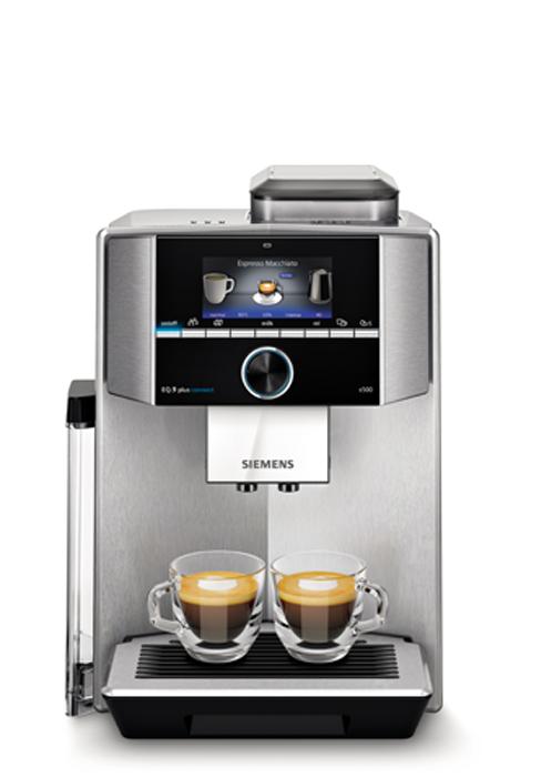 Siemens TP503R09 Cafetera espresso superautomática, EQ.500, Negro, 1500 W, 1.7 litros, Plástico: Amazon.es: Hogar