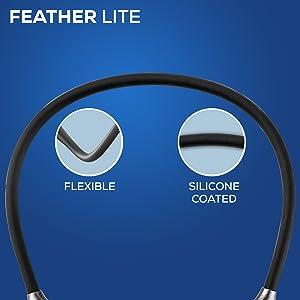 Flexible neckband