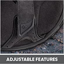 Adjustable Features