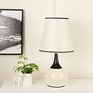 Ok lighting OK-815PL-SP1 Table Touch Lamp 12 x 12 x 23 12 x 12 x 23 Wantech International Corp.