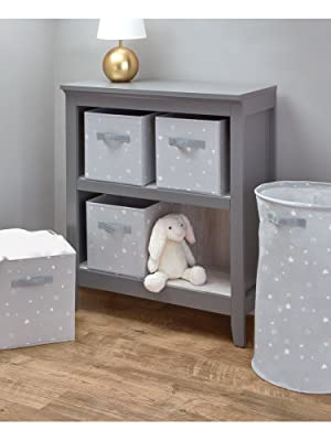 college dorm bin cube storage organizer handles easy access cube bin laundry hamper storage gray blu
