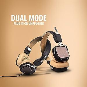 Dual mode, aux, blueooth, rockerz 600, boAt, audio, Nirvana