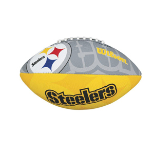 Wilson WTF1534XBPT Pelota de fútbol Americano NFL JR Team ...