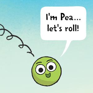 Pea, roll