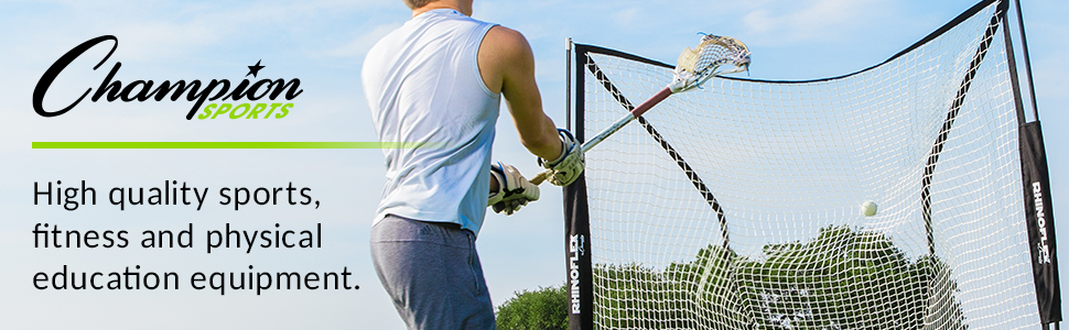 Champion Sports Lacrosse Products - Lacrosse Flex Goal (RFLG)