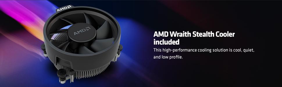 AMD RYZEN 5 5600X-overview