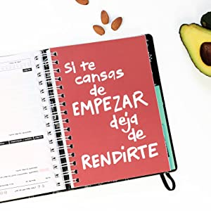 Agenda Fitness Atemporal - Hoy Empiezo