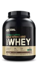 Optimum Nutrition Naturally Flavored GSW Gold Standard Whey