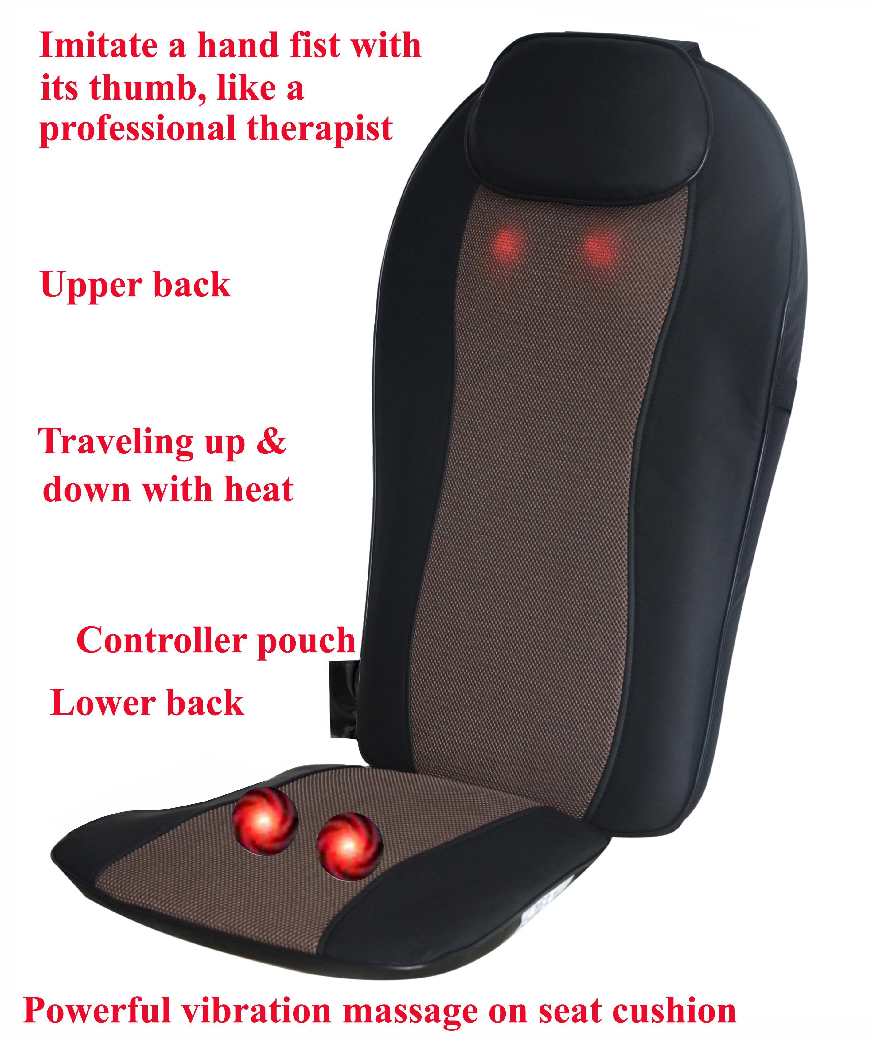 amazon com carepeutic kh272 full back relax micro control shiatsu