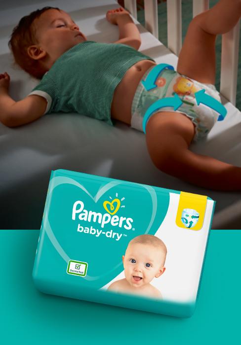 Baby-Dry Luiers