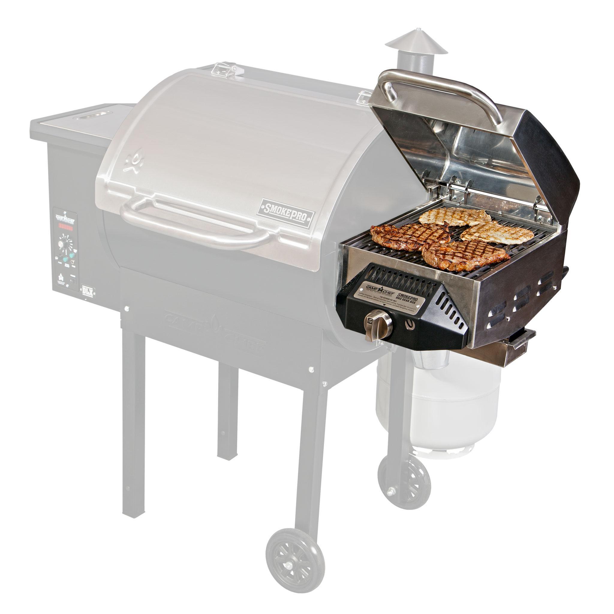 Amazon Com Camp Chef Pellet Grill Accessory Smokepro Bbq