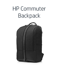 HP laptop accessories, HP Commuter Backpack