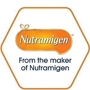 From the maker of Nutramigen