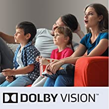Transform your viewing with Dolby Vision
