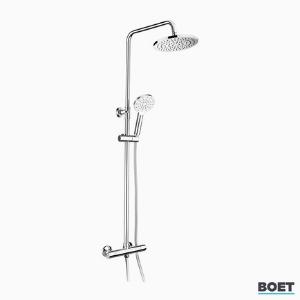 BOET 45430/C Mezclador termostático ducha con barra vista ...
