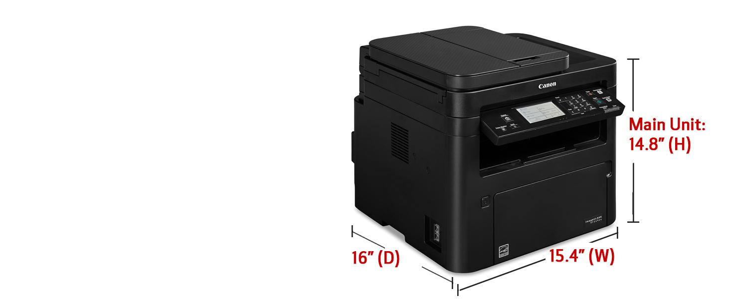Amazon.com: Canon imageCLASS MF269dw - Impresora láser ...