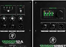 Thump Loudspeaker Buit-in Mixers
