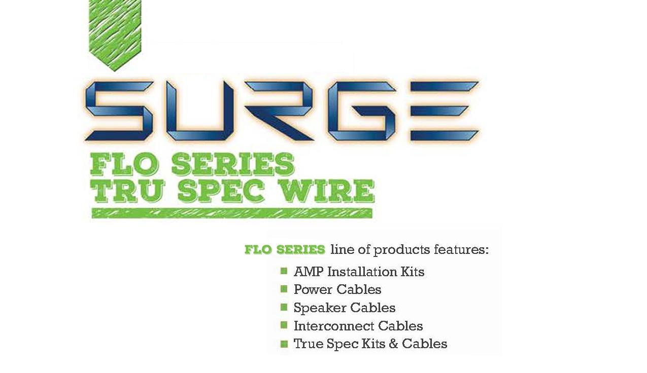 Surge Installer Series Amp Installation Kit 3000 W Wire Images Of Lifier On Car Speakers Wiring Amplifier Subwoofer Ampkit Speakerwire Rca Cables Power