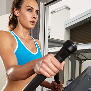 Nautilus, Natilus, Nautlis, Elliptical, Trainer, Training, workouts, resistance, E614, home