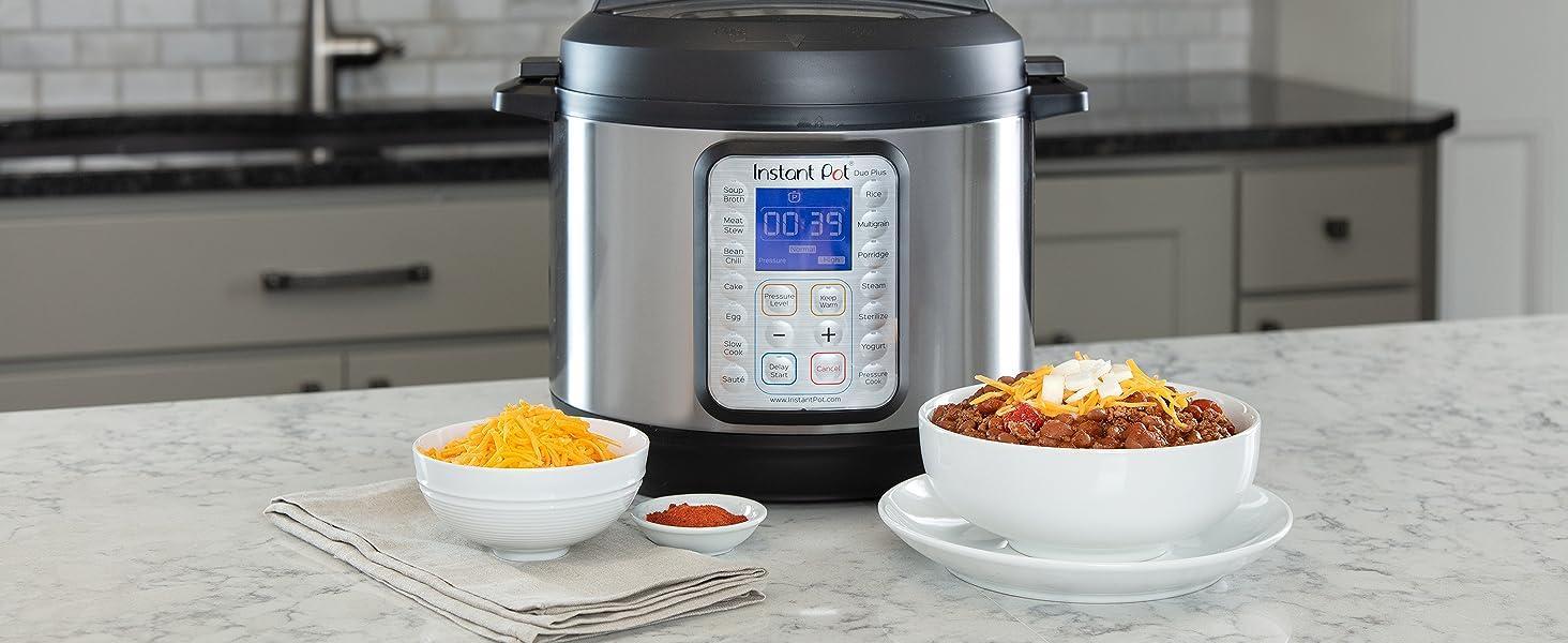Instant Pot, Instapot, multicooker, pressure cooker