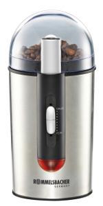 Rommelsbacher EKM 150 Kaffeemühle Gewürzmühle Universalmühle