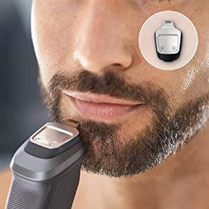 beard trimmer, shaver, groomer, beard oil, trim, clipper