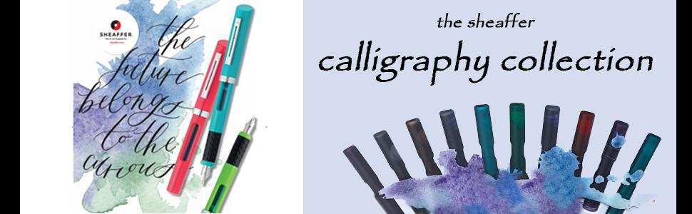 Sheaffer Calligraphy Mini Kit With 1 Viewpoint