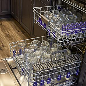Anchor Hocking, Glass, Glassware, Canning Jar, Canning Jars, Dishwasher Safe