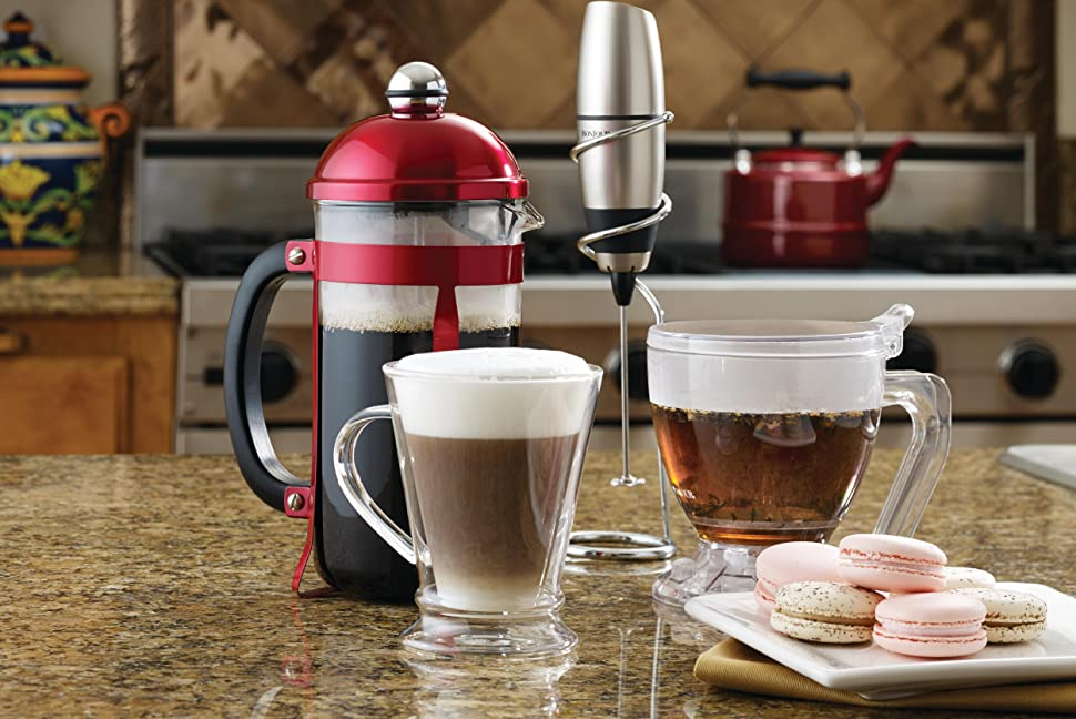 french press, frother, coffee, espresso, brew, maximus, smart brewer, teakettle, tea,