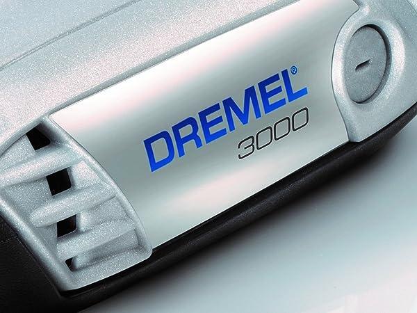 Dremel 3000 - Multiherramienta 130 W, kit con 15 accesorios y ...