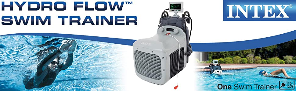Amazon.com: Intex 28611e Hydro flujo sistema de resistencia ...
