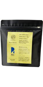 cores Amazon.co.jp限定 コレス コーヒー粉 レックブレンド 中挽き 150g レギュラー 粉 珈琲粉