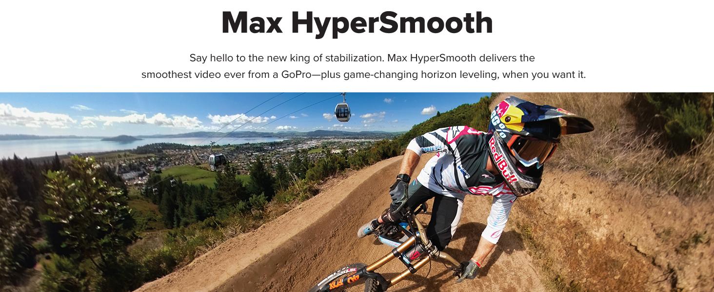 GoPro Max HyperSmooth