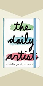 The Daily Artist: A Creative Journal