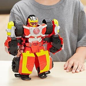 electronic hot shot; playskool heroes; transformers rescue bots; transformers rescue bots academy