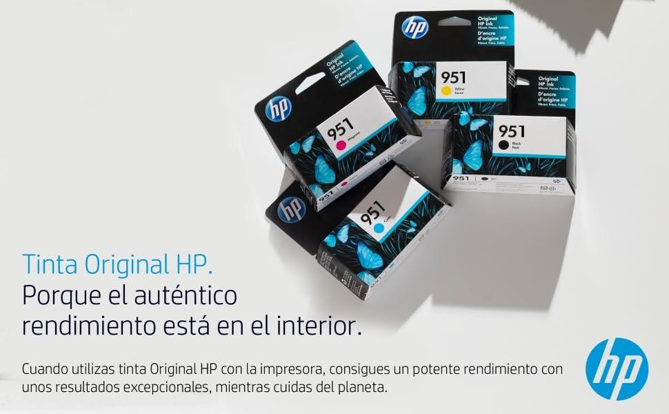 Tinta Original HP