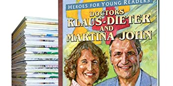 Heroes for Young Readers, picture books, illustrated books for children, missionary books for kids