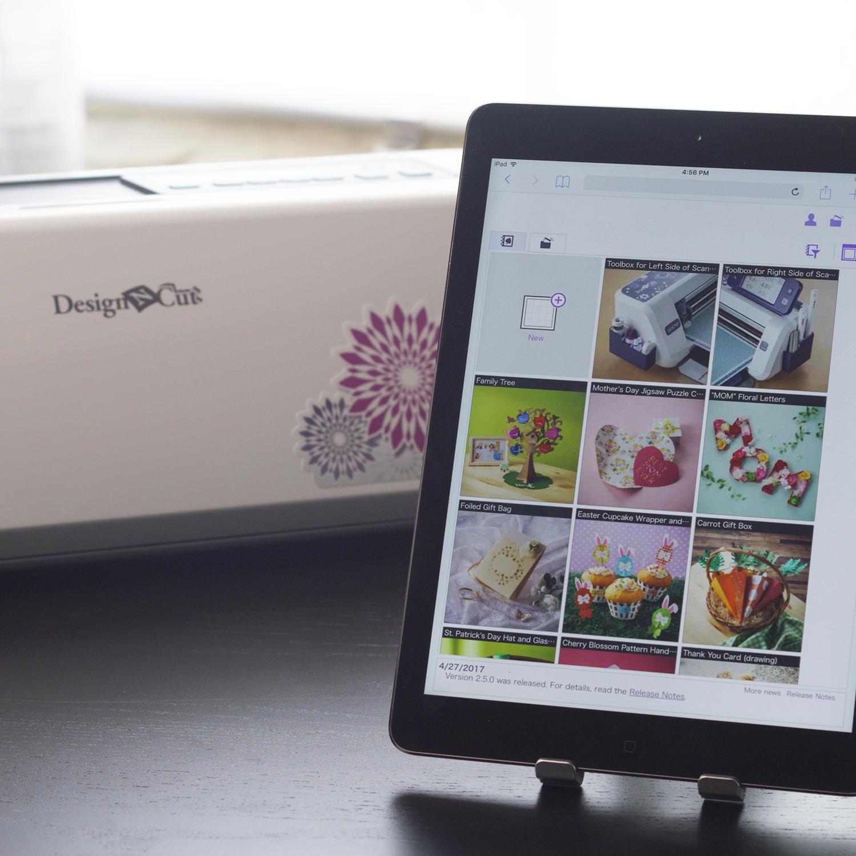 Amazon.com: Brother DC200 DesignNCut Home Cutting Machine