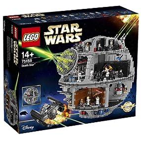 Lego Star Wars Death Star En este juego el actor principal serás tu