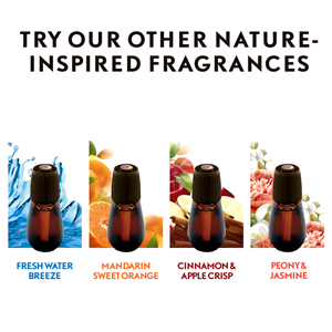 nature inspired fragrances